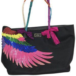 Kate Spade Customized Nylon Tote Bag